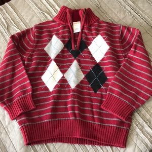 Gymboree Shirts & Tops - Gymboree Sweater Zip-Up